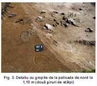 Chronicle of the Archaeological Excavations in Romania, 2005 Campaign. Report no. 161, Ruginoasa, Dealul Drăghici<br /><a href='http://foto.cimec.ro/cronica/2005/161/rsz-2.jpg' target=_blank>Display the same picture in a new window</a>
