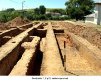 Chronicle of the Archaeological Excavations in Romania, 2006 Campaign. Report no. 1, Adam, Mănăstirea Adam (Biserica Veche)<br /><a href='http://foto.cimec.ro/cronica/2006/001/rsz-11.jpg' target=_blank>Display the same picture in a new window</a>