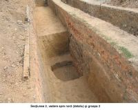 Chronicle of the Archaeological Excavations in Romania, 2006 Campaign. Report no. 1, Adam, Mănăstirea Adam (Biserica Veche)<br /><a href='http://foto.cimec.ro/cronica/2006/001/rsz-15.jpg' target=_blank>Display the same picture in a new window</a>