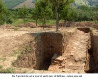 Chronicle of the Archaeological Excavations in Romania, 2006 Campaign. Report no. 1, Adam, Mănăstirea Adam (Biserica Veche)<br /><a href='http://foto.cimec.ro/cronica/2006/001/rsz-24.jpg' target=_blank>Display the same picture in a new window</a>