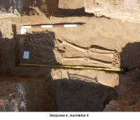 Chronicle of the Archaeological Excavations in Romania, 2006 Campaign. Report no. 1, Adam, Mănăstirea Adam (Biserica Veche)<br /><a href='http://foto.cimec.ro/cronica/2006/001/rsz-32.jpg' target=_blank>Display the same picture in a new window</a>