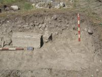 Chronicle of the Archaeological Excavations in Romania, 2006 Campaign. Report no. 2, Adamclisi, Cetate.<br /> Sector sectorD.<br /><a href='http://foto.cimec.ro/cronica/2006/002/rsz-5.jpg' target=_blank>Display the same picture in a new window</a>