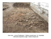 Chronicle of the Archaeological Excavations in Romania, 2006 Campaign. Report no. 22, Alba Iulia, Izvorul Împăratului (Crăicuţa, Crăuta)<br /><a href='http://foto.cimec.ro/cronica/2006/022/rsz-0.jpg' target=_blank>Display the same picture in a new window</a>