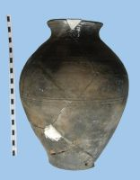 Chronicle of the Archaeological Excavations in Romania, 2006 Campaign. Report no. 27, Alba Iulia, Calea Moţilor, nr. 73<br /><a href='http://foto.cimec.ro/cronica/2006/027/rsz-4.jpg' target=_blank>Display the same picture in a new window</a>