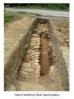 Chronicle of the Archaeological Excavations in Romania, 2006 Campaign. Report no. 47, Bumbeşti-Jiu, Gară<br /><a href='http://foto.cimec.ro/cronica/2006/047/rsz-6.jpg' target=_blank>Display the same picture in a new window</a>
