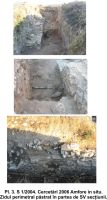 Chronicle of the Archaeological Excavations in Romania, 2006 Campaign. Report no. 49, Capidava, Cetate.<br /> Sector 06-ilustratie sector X.<br /><a href='http://foto.cimec.ro/cronica/2006/049/rsz-17.jpg' target=_blank>Display the same picture in a new window</a>