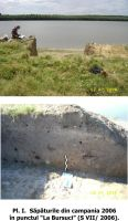 Chronicle of the Archaeological Excavations in Romania, 2006 Campaign. Report no. 50, Capidava, La Bursuci.<br /> Sector 06-ilustratie sector X.<br /><a href='http://foto.cimec.ro/cronica/2006/050/rsz-0.jpg' target=_blank>Display the same picture in a new window</a>