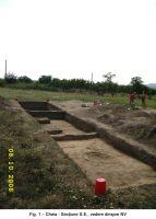 Cronica Cercetărilor Arheologice din România, Campania 2006. Raportul nr. 56, Cheia, Vatra satului<br /><a href='http://foto.cimec.ro/cronica/2006/056/rsz-0.jpg' target=_blank>Priveşte aceeaşi imagine într-o fereastră nouă</a>