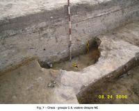 Cronica Cercetărilor Arheologice din România, Campania 2006. Raportul nr. 56, Cheia, Vatra satului<br /><a href='http://foto.cimec.ro/cronica/2006/056/rsz-16.jpg' target=_blank>Priveşte aceeaşi imagine într-o fereastră nouă</a>