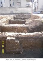 Chronicle of the Archaeological Excavations in Romania, 2006 Campaign. Report no. 63, Constanţa, str. Brâncoveanu<br /><a href='http://foto.cimec.ro/cronica/2006/063/rsz-0.jpg' target=_blank>Display the same picture in a new window</a>