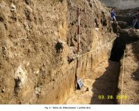 Chronicle of the Archaeological Excavations in Romania, 2006 Campaign. Report no. 63, Constanţa, str. Brâncoveanu<br /><a href='http://foto.cimec.ro/cronica/2006/063/rsz-2.jpg' target=_blank>Display the same picture in a new window</a>