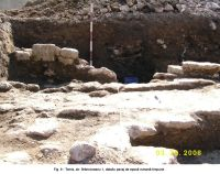 Chronicle of the Archaeological Excavations in Romania, 2006 Campaign. Report no. 63, Constanţa, str. Brâncoveanu<br /><a href='http://foto.cimec.ro/cronica/2006/063/rsz-5.jpg' target=_blank>Display the same picture in a new window</a>