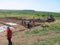 Chronicle of the Archaeological Excavations in Romania, 2006 Campaign. Report no. 78, Sălard, Valea Şisterea Sud<br /><a href='http://foto.cimec.ro/cronica/2006/078/rsz-1.jpg' target=_blank>Display the same picture in a new window</a>