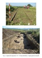Chronicle of the Archaeological Excavations in Romania, 2006 Campaign. Report no. 82, Fulgeriş, La Trei Cireşi (Dealul Fulgeriş)<br /><a href='http://foto.cimec.ro/cronica/2006/082/rsz-2.jpg' target=_blank>Display the same picture in a new window</a>