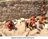 Chronicle of the Archaeological Excavations in Romania, 2006 Campaign. Report no. 93, Hârşova, Tell<br /><a href='http://foto.cimec.ro/cronica/2006/093/rsz-10.jpg' target=_blank>Display the same picture in a new window</a>