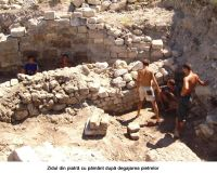 Chronicle of the Archaeological Excavations in Romania, 2006 Campaign. Report no. 93, Hârşova, Tell<br /><a href='http://foto.cimec.ro/cronica/2006/093/rsz-33.jpg' target=_blank>Display the same picture in a new window</a>