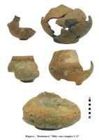 Chronicle of the Archaeological Excavations in Romania, 2006 Campaign. Report no. 117, Măgura, Teleor 003 (Buduiasca, Boldul lui Moş Ivănuş).<br /> Sector 01-poze-IMDA.<br /><a href='http://foto.cimec.ro/cronica/2006/117/rsz-16.jpg' target=_blank>Display the same picture in a new window</a>