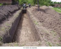 Chronicle of the Archaeological Excavations in Romania, 2006 Campaign. Report no. 124, Nicoreşti<br /><a href='http://foto.cimec.ro/cronica/2006/124/rsz-10.jpg' target=_blank>Display the same picture in a new window</a>