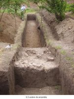 Chronicle of the Archaeological Excavations in Romania, 2006 Campaign. Report no. 124, Nicoreşti<br /><a href='http://foto.cimec.ro/cronica/2006/124/rsz-9.jpg' target=_blank>Display the same picture in a new window</a>