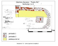 Chronicle of the Archaeological Excavations in Romania, 2006 Campaign. Report no. 129, Odorheiu Secuiesc, Cicer<br /><a href='http://foto.cimec.ro/cronica/2006/129/rsz-4.jpg' target=_blank>Display the same picture in a new window</a>