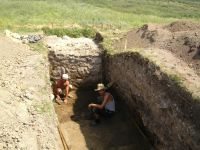 Chronicle of the Archaeological Excavations in Romania, 2006 Campaign. Report no. 136, Pantelimon, Cetate<br /><a href='http://foto.cimec.ro/cronica/2006/136/rsz-6.jpg' target=_blank>Display the same picture in a new window</a>