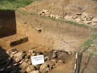 Chronicle of the Archaeological Excavations in Romania, 2006 Campaign. Report no. 146, Uroi, Măgura Uroiului (Măgura Uroiului)<br /><a href='http://foto.cimec.ro/cronica/2006/146/rsz-3.jpg' target=_blank>Display the same picture in a new window</a>