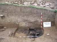 Chronicle of the Archaeological Excavations in Romania, 2006 Campaign. Report no. 146, Uroi, Măgura Uroiului (Măgura Uroiului)<br /><a href='http://foto.cimec.ro/cronica/2006/146/rsz-8.jpg' target=_blank>Display the same picture in a new window</a>