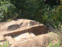 Chronicle of the Archaeological Excavations in Romania, 2006 Campaign. Report no. 160, Săvârşin, Dealul Cetăţuia (Dealul de Zahăr, Czukorhegy)<br /><a href='http://foto.cimec.ro/cronica/2006/160/rsz-1.jpg' target=_blank>Display the same picture in a new window</a>