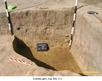 Chronicle of the Archaeological Excavations in Romania, 2006 Campaign. Report no. 207, Vlădeni, Coasta Belciugului<br /><a href='http://foto.cimec.ro/cronica/2006/207/rsz-19.jpg' target=_blank>Display the same picture in a new window</a>