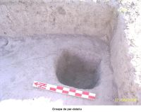 Chronicle of the Archaeological Excavations in Romania, 2006 Campaign. Report no. 207, Vlădeni, Coasta Belciugului<br /><a href='http://foto.cimec.ro/cronica/2006/207/rsz-2.jpg' target=_blank>Display the same picture in a new window</a>