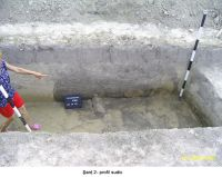 Chronicle of the Archaeological Excavations in Romania, 2006 Campaign. Report no. 207, Vlădeni, Coasta Belciugului<br /><a href='http://foto.cimec.ro/cronica/2006/207/rsz-9.jpg' target=_blank>Display the same picture in a new window</a>