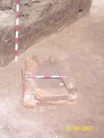 Chronicle of the Archaeological Excavations in Romania, 2007 Campaign. Report no. 5, Alba Iulia, Podei (Dealul Furcilor)<br /><a href='http://foto.cimec.ro/cronica/2007/005-ALBA-IULIA-AB-Podei-C/cojocaru-dorin-m4.jpg' target=_blank>Display the same picture in a new window</a>