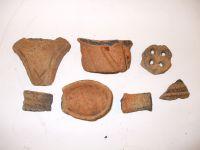 Cronica Cercetărilor Arheologice din România, Campania 2007. Raportul nr. 19, Brăduţ, Dealul Rotund – Muntele de Piatră<br /><a href='http://foto.cimec.ro/cronica/2007/019-BRADUT-CV-DealulRotund-C/DSCF0699.jpg' target=_blank>Priveşte aceeaşi imagine într-o fereastră nouă</a>