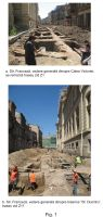 Cronica Cercetărilor Arheologice din România, Campania 2007. Raportul nr. 27, Bucureşti, str. Şepcari nr. 16<br /><a href='http://foto.cimec.ro/cronica/2007/027-BUCURESTI-B-CI-strFranceza-C/fig-1.jpg' target=_blank>Priveşte aceeaşi imagine într-o fereastră nouă</a>