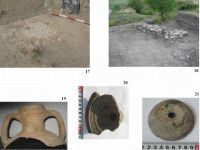 Chronicle of the Archaeological Excavations in Romania, 2007 Campaign. Report no. 51, Corabia<br /><a href='http://foto.cimec.ro/cronica/2007/051-CORABIA-OT-Sucidava-C/E.jpg' target=_blank>Display the same picture in a new window</a>