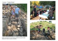 Chronicle of the Archaeological Excavations in Romania, 2007 Campaign. Report no. 57, Covasna, Curmătura (In Cier)<br /><a href='http://foto.cimec.ro/cronica/2007/057-COVASNA-CV-CetZanelor-C/tabara.jpg' target=_blank>Display the same picture in a new window</a>