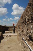 Chronicle of the Archaeological Excavations in Romania, 2007 Campaign. Report no. 68, Frumuşeni, Mănăstirea Bizere (Fântâna Turcului)<br /><a href='http://foto.cimec.ro/cronica/2007/068-FRUMUSENI-AR-ManBizere-C/foto-generale-2.JPG' target=_blank>Display the same picture in a new window</a>