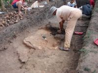 Chronicle of the Archaeological Excavations in Romania, 2007 Campaign. Report no. 69, Fulgeriş, La Trei Cireşi (Dealul Fulgeriş)<br /><a href='http://foto.cimec.ro/cronica/2007/069-FULGERIS-BC-La3Ciresi-C/fig-4a.jpg' target=_blank>Display the same picture in a new window</a>