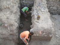 Chronicle of the Archaeological Excavations in Romania, 2007 Campaign. Report no. 75, Hârşova, Tell<br /><a href='http://foto.cimec.ro/cronica/2007/075-HARSOVA-CT-Carsium-C/foto-15-sj-4.jpg' target=_blank>Display the same picture in a new window</a>