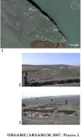 Chronicle of the Archaeological Excavations in Romania, 2007 Campaign. Report no. 88, Jurilovca, Capul Dolojman<br /><a href='http://foto.cimec.ro/cronica/2007/088-JURILOVCA-TL-Argamum-C/plansa-1.jpg' target=_blank>Display the same picture in a new window</a>
