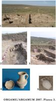 Chronicle of the Archaeological Excavations in Romania, 2007 Campaign. Report no. 88, Jurilovca, Capul Dolojman<br /><a href='http://foto.cimec.ro/cronica/2007/088-JURILOVCA-TL-Argamum-C/plansa-3.jpg' target=_blank>Display the same picture in a new window</a>