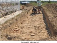 Chronicle of the Archaeological Excavations in Romania, 2007 Campaign. Report no. 92, Lieşti, Biserica veche (Biserica din Vale)<br /><a href='http://foto.cimec.ro/cronica/2007/092-LIESTI-GL-BisericaVeche-2/liesti-f1b.jpg' target=_blank>Display the same picture in a new window</a>