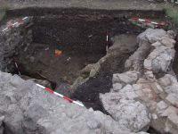 Chronicle of the Archaeological Excavations in Romania, 2007 Campaign. Report no. 149, Satu Mare, Piaţa de Vechituri<br /><a href='http://foto.cimec.ro/cronica/2007/149-SATU-MARE-HR-Botos-2/pl-2.jpg' target=_blank>Display the same picture in a new window</a>