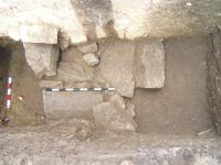 Chronicle of the Archaeological Excavations in Romania, 2007 Campaign. Report no. 158, Sic, Biserica reformată<br /><a href='http://foto.cimec.ro/cronica/2007/158-SIC-CJ-Biserica-reformata-4/fig-4.jpg' target=_blank>Display the same picture in a new window</a>