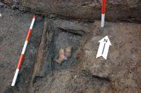 Cronica Cercetărilor Arheologice din România, Campania 2007. Raportul nr. 187, Timişoara, Freidorf<br /><a href='http://foto.cimec.ro/cronica/2007/187-TIMISOARA-TM-CastelHuniade-2/fig-5-s1-barne-din-c-2-3.JPG' target=_blank>Priveşte aceeaşi imagine într-o fereastră nouă</a>