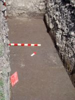 Chronicle of the Archaeological Excavations in Romania, 2008 Campaign. Report no. 15, Căşeiu, Cetăţele<br /><a href='http://foto.cimec.ro/cronica/2008/015/2-porta-praetoria-de-lemn.JPG' target=_blank>Display the same picture in a new window</a>