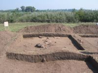 Chronicle of the Archaeological Excavations in Romania, 2008 Campaign. Report no. 26, Desa, La ruptură<br /><a href='http://foto.cimec.ro/cronica/2008/026/1-22-august-2008-268.jpg' target=_blank>Display the same picture in a new window</a>