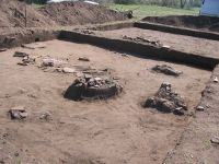 Chronicle of the Archaeological Excavations in Romania, 2008 Campaign. Report no. 26, Desa, La ruptură<br /><a href='http://foto.cimec.ro/cronica/2008/026/1-22-august-2008-277.jpg' target=_blank>Display the same picture in a new window</a>