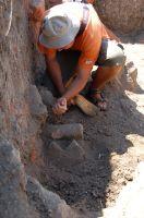 Chronicle of the Archaeological Excavations in Romania, 2008 Campaign. Report no. 30, Frumuşeni, Mănăstirea Bizere (Fântâna Turcului)<br /><a href='http://foto.cimec.ro/cronica/2008/030/imagini-generale-1.JPG' target=_blank>Display the same picture in a new window</a>