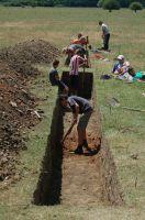 Chronicle of the Archaeological Excavations in Romania, 2008 Campaign. Report no. 30, Frumuşeni, Mănăstirea Bizere (Fântâna Turcului)<br /><a href='http://foto.cimec.ro/cronica/2008/030/imagini-generale-2.JPG' target=_blank>Display the same picture in a new window</a>